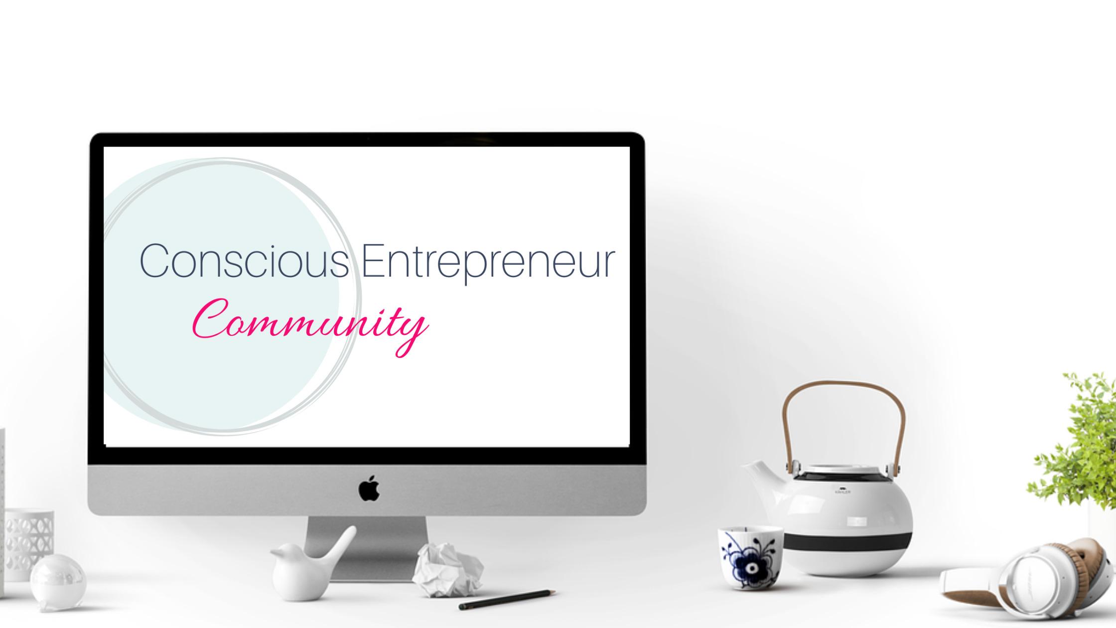 conscious entrepreneur membership